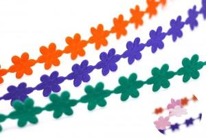 Schil en plak bloemenlint - Schil en plak bloemenlint
