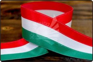 Tricolored Stripe Ribbon - Tricolored Stripe Ribbon