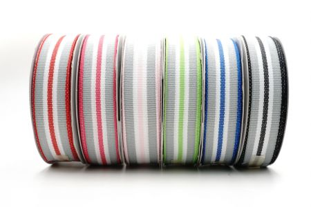 225 Denier Striped Ribbon - 225 Denier Striped Ribbon