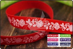 Rose Velvet Ribbon - Rose Velvet Ribbon