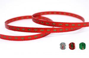 Metallic Stitching Ribbon - Metallic Stitching Ribbon