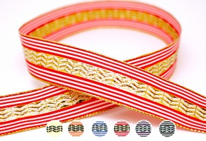 Jacquard Ribbon_KN575 - Jacquard Ribbon(KN575)