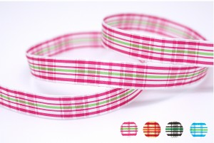 Plaid Ribbon_PF180
