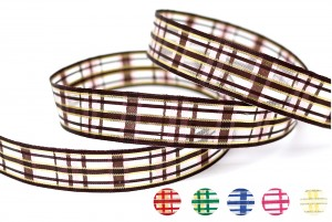 Plaid Ribbon_PF181 - Plaid Ribbon(PF181)