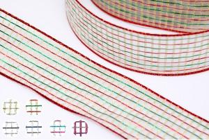 Plaid Ribbon_PF208M - Plaid Ribbon(PF208M)