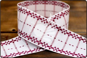 Plaid Ribbon_PF210 - Plaid Ribbon (PF210)