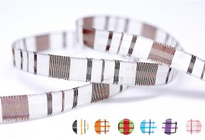 Plaid Ribbon_PF222 - Plaid Ribbon(PF222)