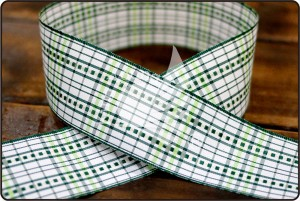 Plaid Ribbon_PF245 - Plaid Ribbon (PF245)