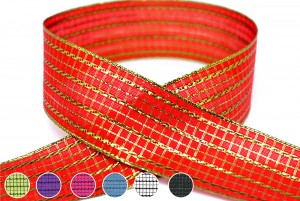 Plaid Ribbon_PF248 - Plaid Ribbon(PF248)