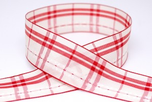 Plaid Ribbon_PF254 - Plaid Ribbon(PF254)