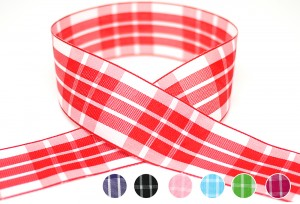 Plaid Ribbon_PF261 - Plaid Ribbon(PF261)