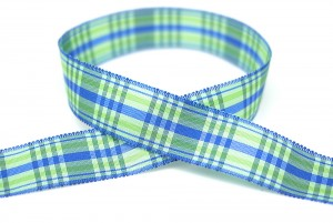 Plaid Ribbon_VPF192 - Plaid Ribbon(VPF192)