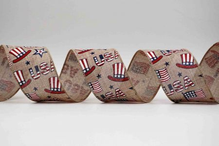 America Patriotic Ribbon - America Patriotic Ribbon