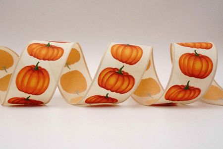 Beautiful Pumpkins Ribbon