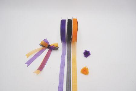 Spooky season Sheer Ribbon Set