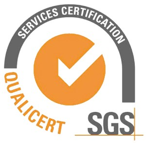 "King Young by ""International Service Quality Certification SGS"""