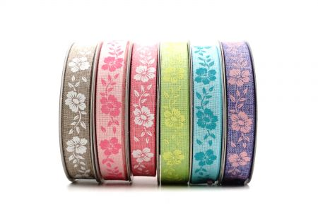 Cherry Blossoms Ribbon - Cheery Blossoms Ribbon