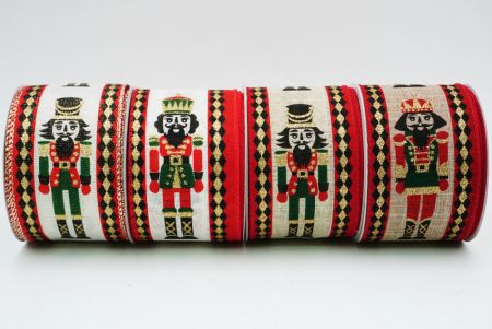 Nutcrackers Ribbon - Nutcrackers Ribbon