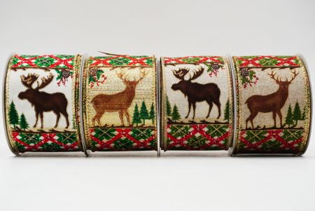 Deer & Moose - Deer & Moose Ribbon