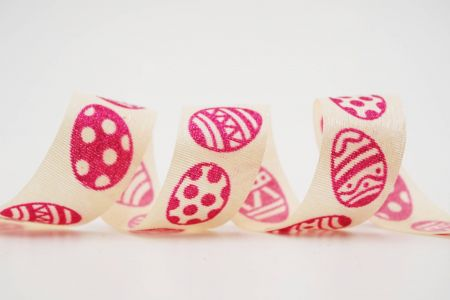 Decorative Easter Eggs Ribbon