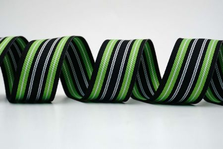 Fashion Bright & Dark Stripe Ribbon - Fashion Bright & Dark Stripe Ribbon
