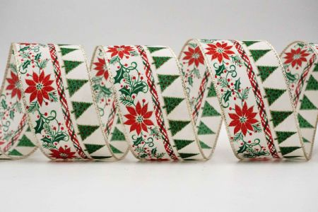 Festive Christmas Ribbon - Festive Christmas Ribbon