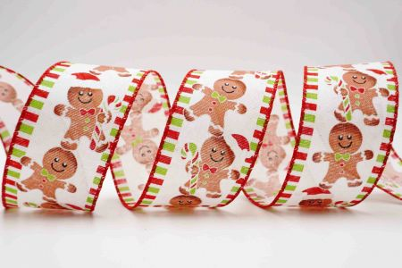 Gingerbread Cookies Ribbon