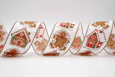 Gingerbread House Ribbon
