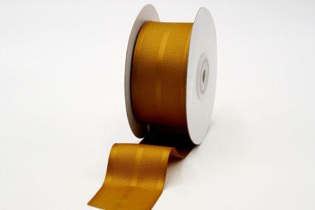 gold brown-ish woven ribbon