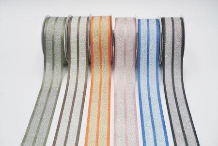 Metallic Grosgrain Ribbon - metallic grosgrain combin ribbon
