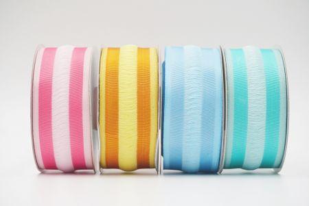 Loose Fabric Woven Ribbon - Loosening fabric woven grosgran ribbon