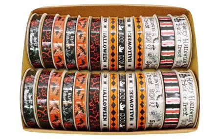 Halloween Collection Ribbon - Halloween Collection Ribbon