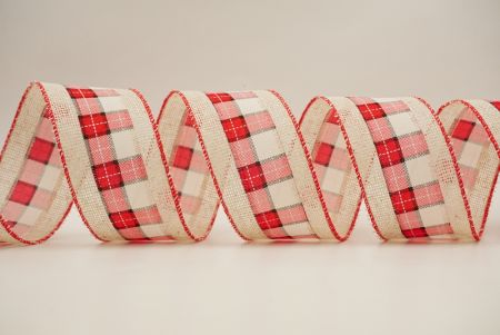 Christmas Elements Combination Ribbon