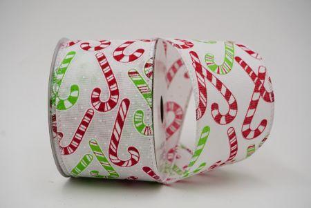 Christmas Ribbon-candy cane