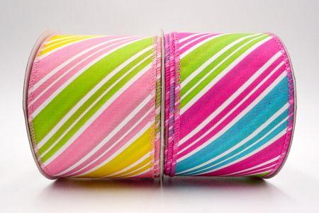 Ver Party Stripe Ribbon