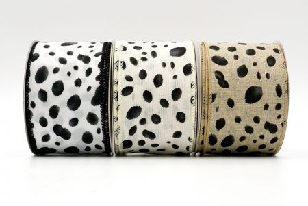 Leopard Prints Ribbon