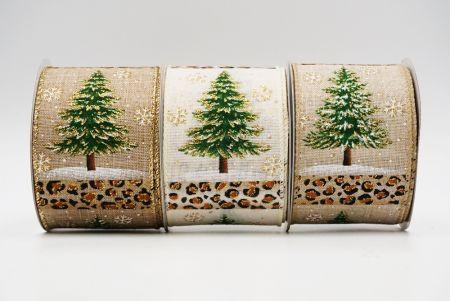 Christmas Tree Ribbon - Christmas Tree Ribbon