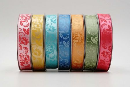 Lotus Flower Ribbon - Lotus Flower Ribbon