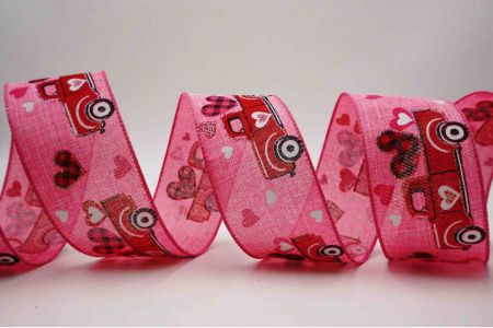 Love Truck Ribbon - Love Truck Ribbon