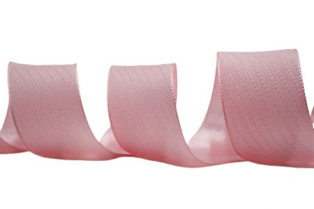 Oblique Line Satin Ribbon - Oblique Line Satin Ribbon