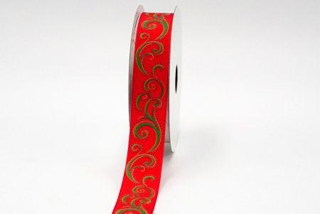 Christmas Collection_green ribbon set