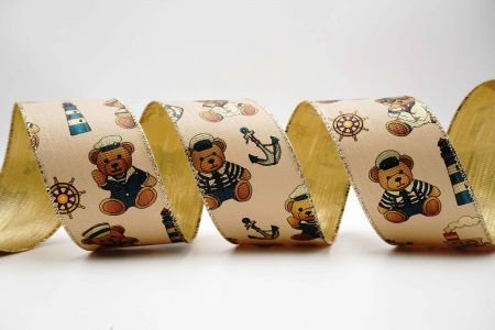 Sailor Bear Ribbon - Sailor Bear Ribbon