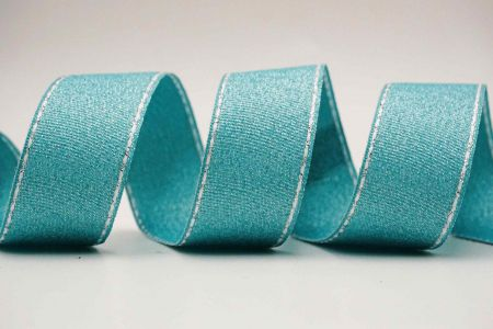 Shimmery Ribbon W/ Side-Stitching - Shimmery Ribbon W/ Side-Stitching