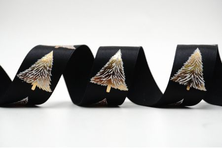 Shiny Christmas Tree Ribbon - Shiny Christmas Tree Ribbon