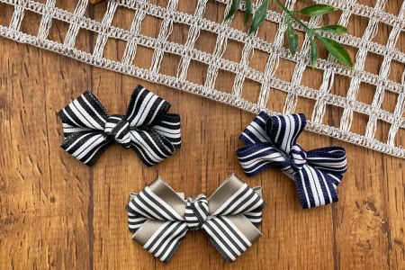 Twisted 6-Loop Bow - Twisted 6-Loop Bow