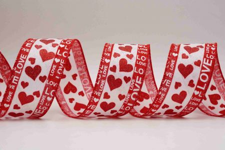 Valentine's Love Ribbon - Valentine's Love Ribbon