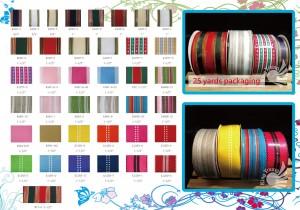 NO.30 Grosgrain Ribbon / texta Ribbon