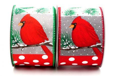 Winter Cardinal Bird - Cardianl birds in the winter days