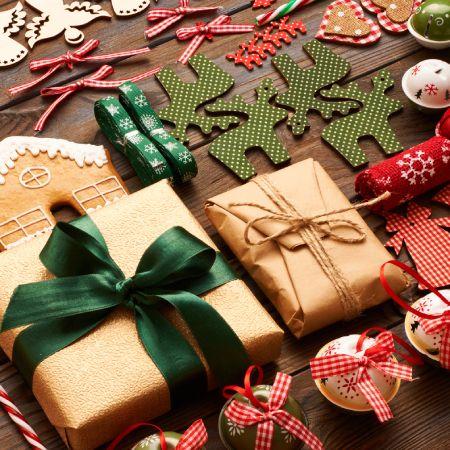 各式节庆及季节性缎带