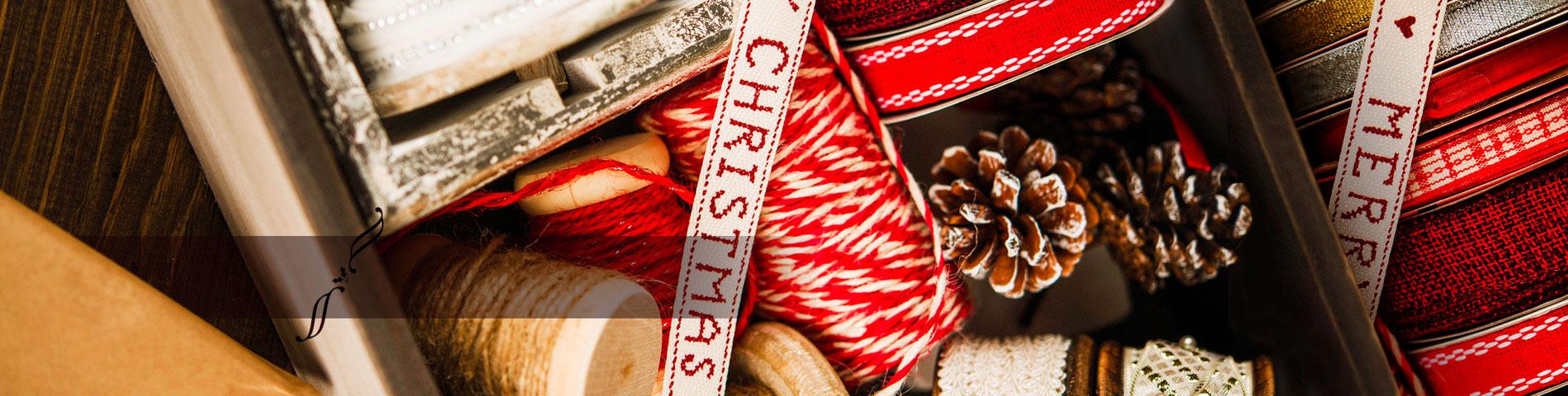 精美聖誕帶